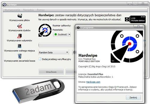 Hardwipe pro 5.0.7 Portable (PL)