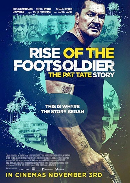 Rise of the Footsoldier 3 (2017) 720p.WEB-DL.HD-H.264-AAC-ZF/ Napisy / PL