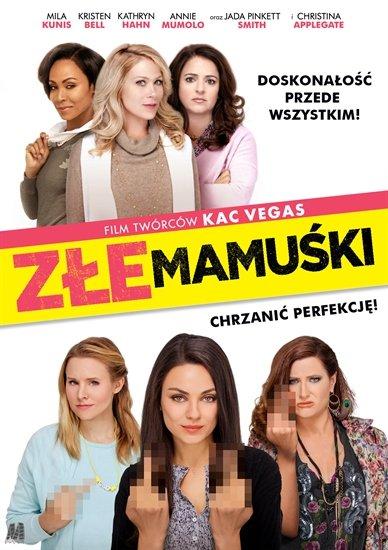 Złe mamuśki / Bad Moms (2016) 720p.BluRay-MPEG-TS-AC-3-ZF/ Lektor / PL